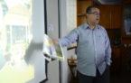 Conselheiro regional Paulo Murilo apresentou candidatura da cidade, representando a presidente do Coren-RJ, Maria Antonieta Tyerrell